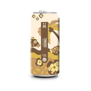 Brew York Tonkoko Milk Stout 4.3% 440ml