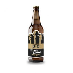 BroadTown Black Lama Baltic Porter 500ml 4.8%