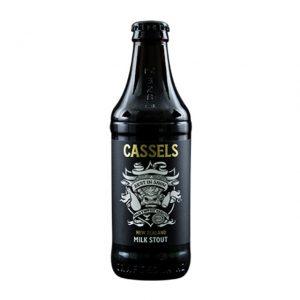 Cassels Milk Stout 5.2% 328ml