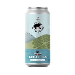 Lost & Grounded Keller Pils 4.8% 440ml