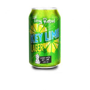 Tiny Rebel Key Lime Lager 33cl 4.8%