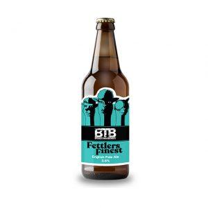 Broadtown Fettlers Finest English Pale Ale 500ml 3.6%