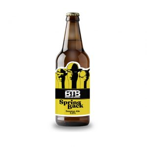 BroadTown Spring Back Session Ale 500ml 3.8%