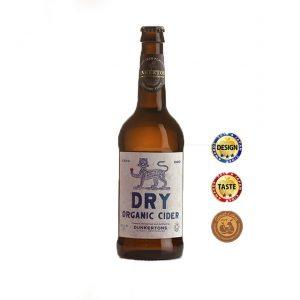 Dunkertons Organic Cider 6.8% 500ml