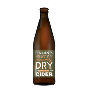 Hogans Peaty Dry Cider 5.8% 500ml