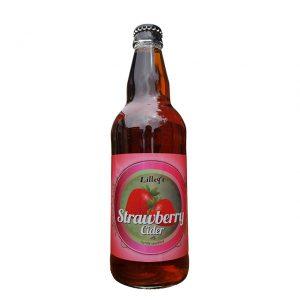 Lilley's Strawberry Cider 4% 500ml