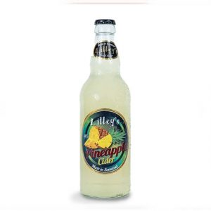 Lilley's Pineapple Cider 4% 500ml
