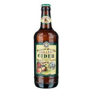 Sam Smith Organic Cider 5% 550ml