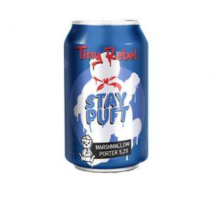 Tiny Rebel Stay Puft Marshmallow Porter 5.2% 330ml