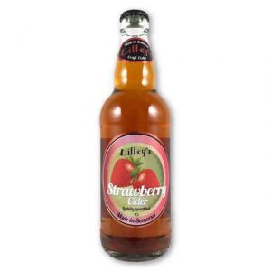 Lilleys Strawberry 4% 500ml
