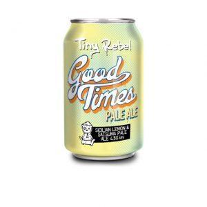 Tiny Rebel Good Times Pale 4.5% 330ml