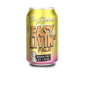 Tiny Rebel Easy Livin Pale 4.3% 330ml