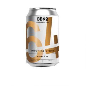BBNo. 64 Imperial Stout Bimber BA 10% 330ml