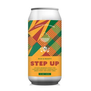 Cloudwater Step Up Stout 5% 440ml