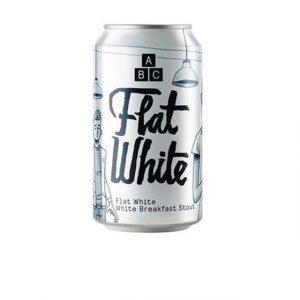 Alphabet Flat White 7.4% 330ml