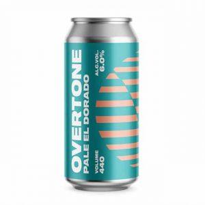 Overtone Pale El Dorado 6% 440ml