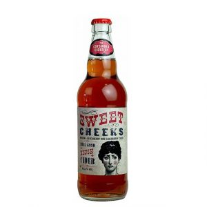 The Cotswold Cider Sweet Cheeks 4% 500ml
