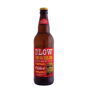 The Cotswold Cider Blow Horn Chai-Spiced 4% 500ml