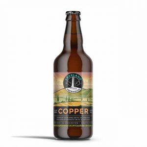 Lakeland Brewhouse Copper Bitter 3.9% 500ml