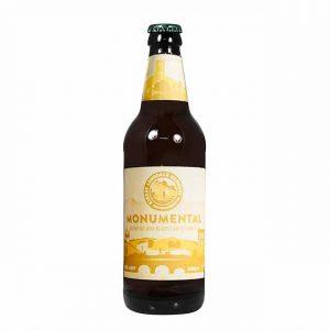 Kirkby Lonsdale Brewery Monumental Beer 4.5% 500ML
