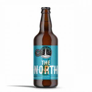 Lakeland Brewhouse The North Amber Gluten Free 4.9% 500ml