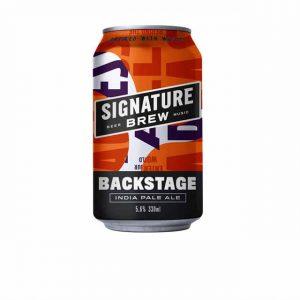 Signature Brew Backstage IPA 5.6% 330ml