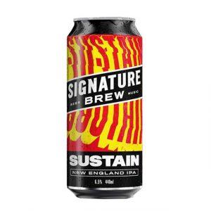 Signature Brew Sustain 6.5% 440ml
