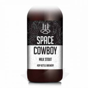 Hop Kettle Space Cowboy Milk Stout 4.7% 500ml