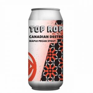 Top Rope Canadian Destroyer 6.6% 440ml