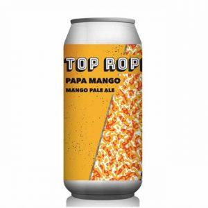 Top Rope Papa Mango 5.1% 440ml