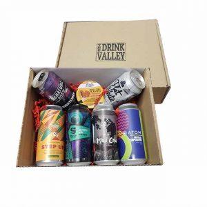 Dark Beer Box2 – 6 Beer Case