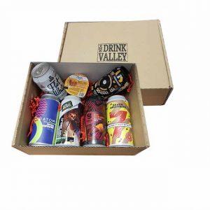 Dark Beer Box1 – 6 Beer Case