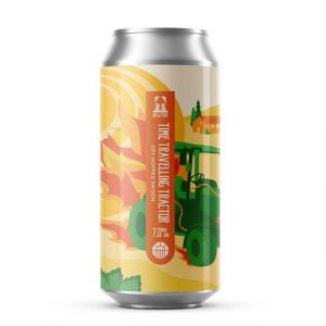 Brew York Time Travelling Tractor 6.2% 440ml