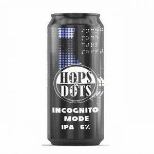 Hops & Dots Incognito Mode IPA 6% 440ml