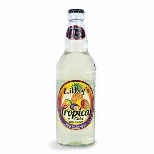 Lilley's Tropical Cider 4% 500ml