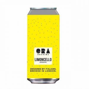 ORA Brewing Limoncello 6% 440ml