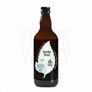 Ashover Brewery Vanilla Stout 6.4% 500ml