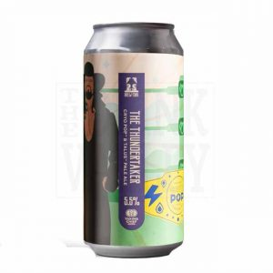 Brew York Thundertaker 5.5% 440ml (dented can)