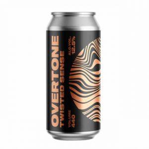 Overtone Twisted Sense Barrel Aged 12.5% 440ml