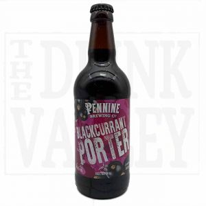 Pennine Brewing Blackcurrant Porter 4.0% 440ml
