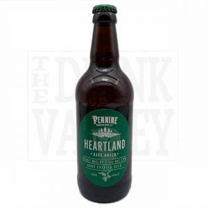 Pennine Brewing Heartland 3.9% 500ml