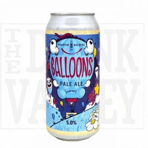 Phantom Balloons Pale Ale 5.0% 440ml
