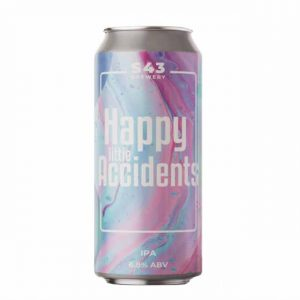 S43 Happy Little Accidents 6.8% 440ml