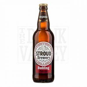 Stroud Brewery Budding Organic Pale 4.5% 500ml
