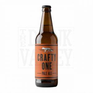 The Crafty Brewing: Crafty One 3.9% 500ml