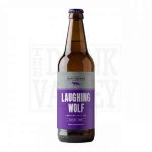 The Crafty Brewing: Laughing Wolf 4.4% 500ml