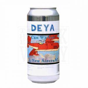 Deya Can We Get A New Aircraft? 6.2% 500ml