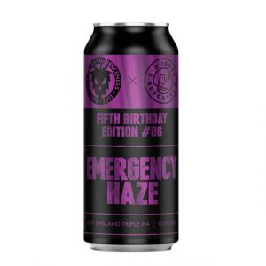 Fierce Beer Emergency Haze 10% 440ml