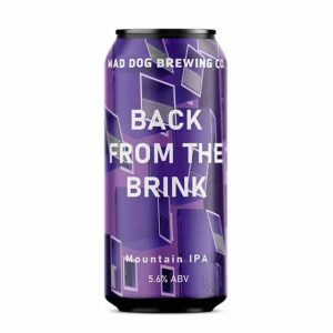 Mad Dog Brewing Back from the Brink 5.6% 440ml