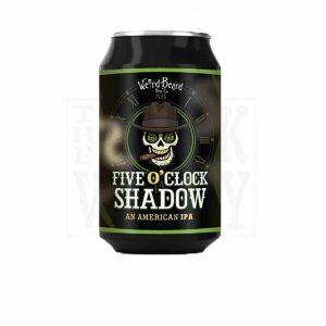 Weird Beard Five Oclock Shadow 7.0% 330ml